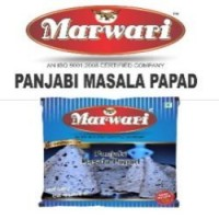 Marwari Papad - Punjabi Masala , 400 Gm Pack