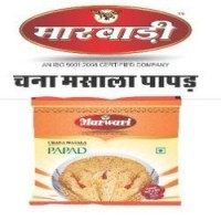 Marwari Papad - Chana Masala , 400 Gm Pack