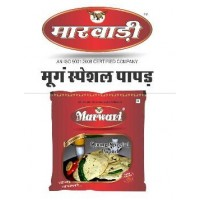 Marwari Papad - Moong Special , 400 Gm Pack