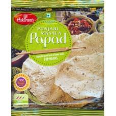 Haldiram Papad - Punjabi Masala , 400 Gm Pack