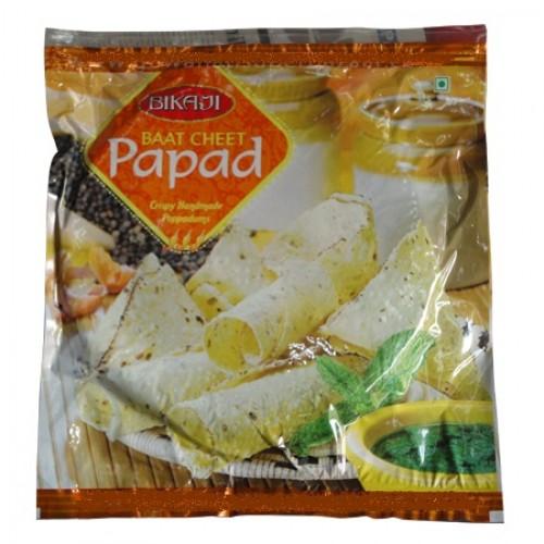 Bikaji Papad - Baat cheet , 400 Gm Pack
