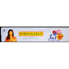 Mangaldeep Pooja Agarbatti - 3IN1