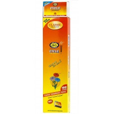 Cycle Agarbatti - 3IN1 Classic Fragrance Series , 1 Packet