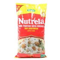 Nutrela Soya Chunks - High Protein