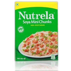 Nutrela Soya Chunks - Mini