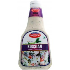 Cremica Salad Dressing - Russian, 350 GM