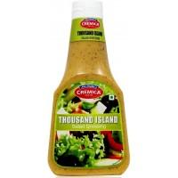 Cremica Salad Dressing - Thousand Island