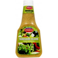 Cremica Salad Dressing - Thousand Island