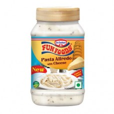 Funfoods Sause - Pasta Alfredo Cheese , 275 Gm Bottle