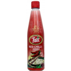 Tops Sauce - Red Chilli