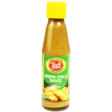 Tops Sauce - Green Chilli