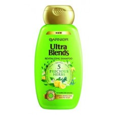 Garnier Ultra Blends Ravitalizing Shampoo -  5 Precious Herbs