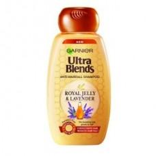 Garnier Ultra Blends Anti Hairfall Shampoo - Royal Jelly & Lavender