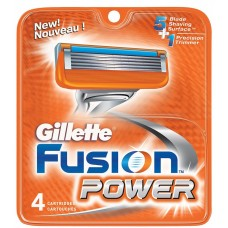 Gillette Power Cartridge - Fusion