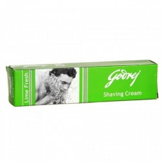 Godrej Shaving Cream - Lime Fresh