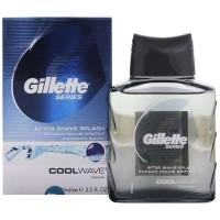 Gillette After Shave Lotion - Cool Wave