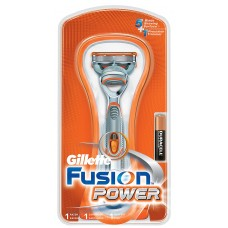 Gillette Shaving Razor - Fusion Battery Operated