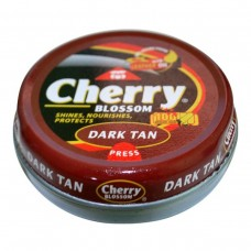 Cherry Shoe Polish - Dark Tan