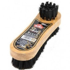 Kiwi Shoe Shine Brush - 2 IN 1