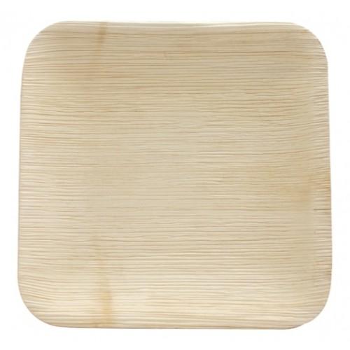 "Simply Urbane - 10"" Square Plates, Set Of 25"