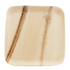 "Simply Urbane - 6"" Square Plates, Set Of 25"
