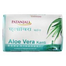Patanjali Body Soap - Aloe Vera, 75 GM