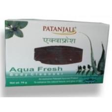 Patanjali Body Soap - Aqua Fresh, 75 GM