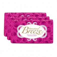 Breeze Bathing Soap - French Rose