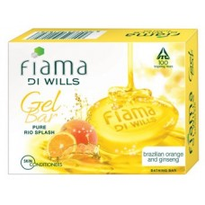 Fiama Di wills Gel Bathing Bar - Rio Splash