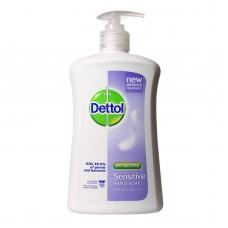 Dettol handwash - Sensitive (Bottle Pump)