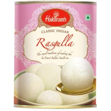 Haldiram Rasgulla - Classic Indian , 1 Kg Pack