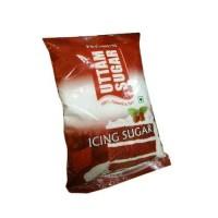 Uttam Premium - Icing Sugar, 500 Gm Pouch