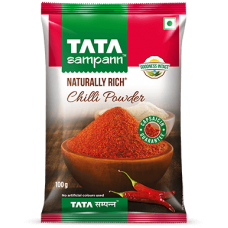 Tata Sampann Naturally Rich - Chilli Powder