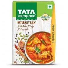 Tata Sampann Naturally Rich - Kitchen King Masala , 100 GM