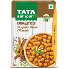Tata Sampann Naturally Rich - Punjabi Chole Masala , 45 GM