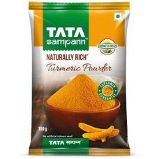 Tata Sampann Naturally Rich - Turmeric Powder , 200 GM