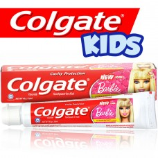 Colgate Kids Toothpaste - Barbie