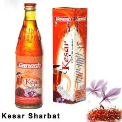 Ganesh Kesar Ilayachi Sharbat  , 700ML
