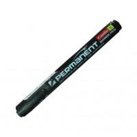 Camlin Permanent Marker - Black, 1PC