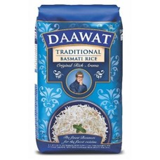 Daawat Basmati Rice - Traditional (Original Rich Aroma)