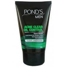 Ponds Men Face Wash - Acno Clear Oil Control