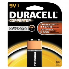 Duracell - Battery 9 V , 1 PC