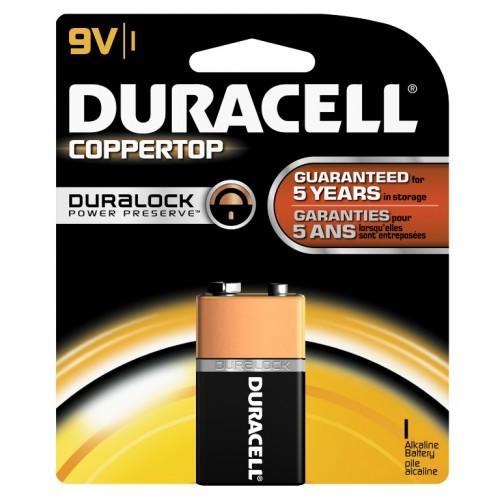 Duracell - Battery 9 V , 1 PC