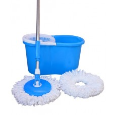 Mast Magic Spin Mop (2 Refill Free)
