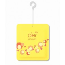 Godrej Aer Pocket Bathroom Fragrance Bright , 1PC