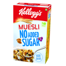 Kelloggs Muesli - No Added Sugar , 500 GM
