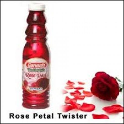 Ganesh Rose Petals Sharbat , 700ML
