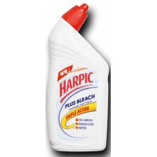 Harpic Power Plus Toilet Cleaner - Bleach