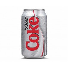 Coke Can - Diet , 300ML