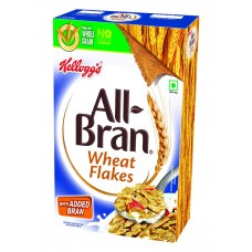 Kelloggs All Bran Wheat Flakes, 425GM